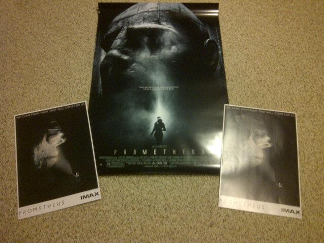 Prometheus-Movie.com Poster Competition