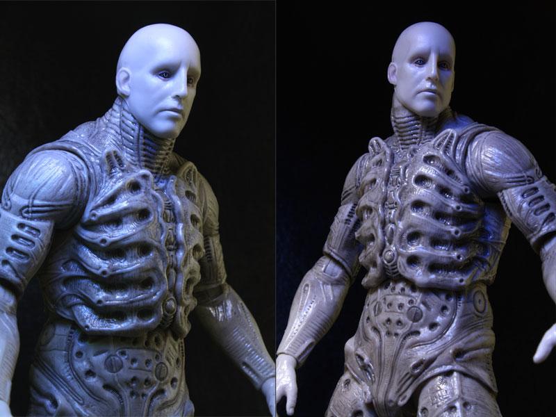 NECA Series 1 Prometheus Figures Preview