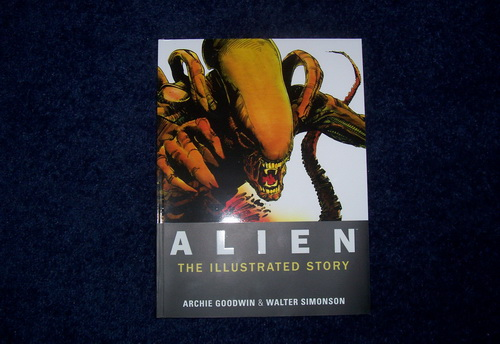 Alien The Illustrated Story Review