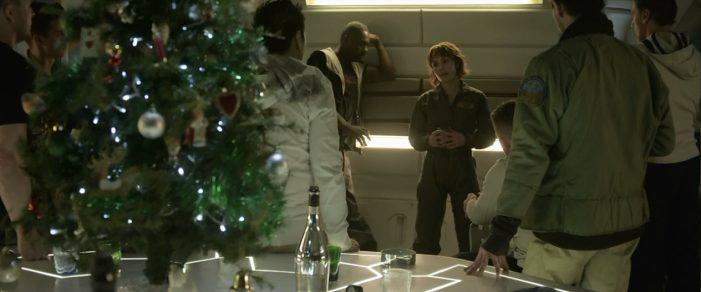 Shaw Prometheus Prometheus Deleted Scenes