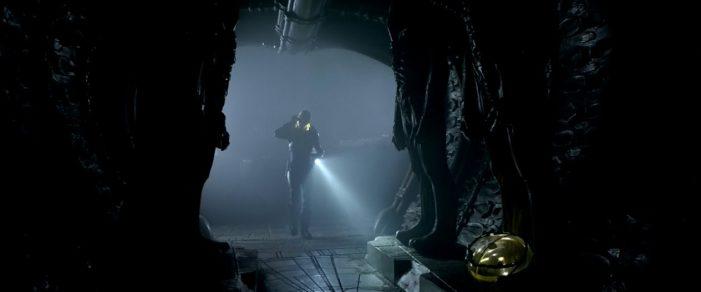 David Prometheus Prometheus Deleted Scenes
