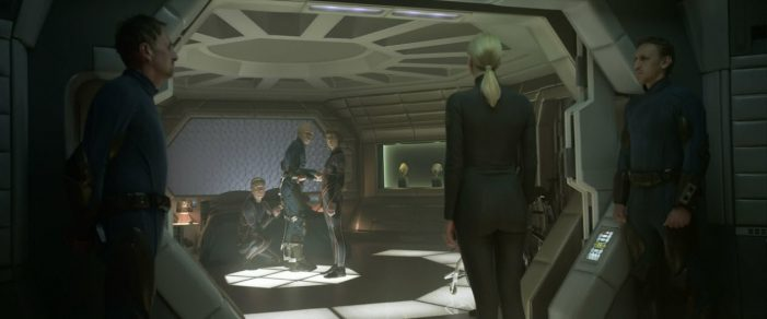 Weyland Vickers Prometheus Prometheus Deleted Scenes