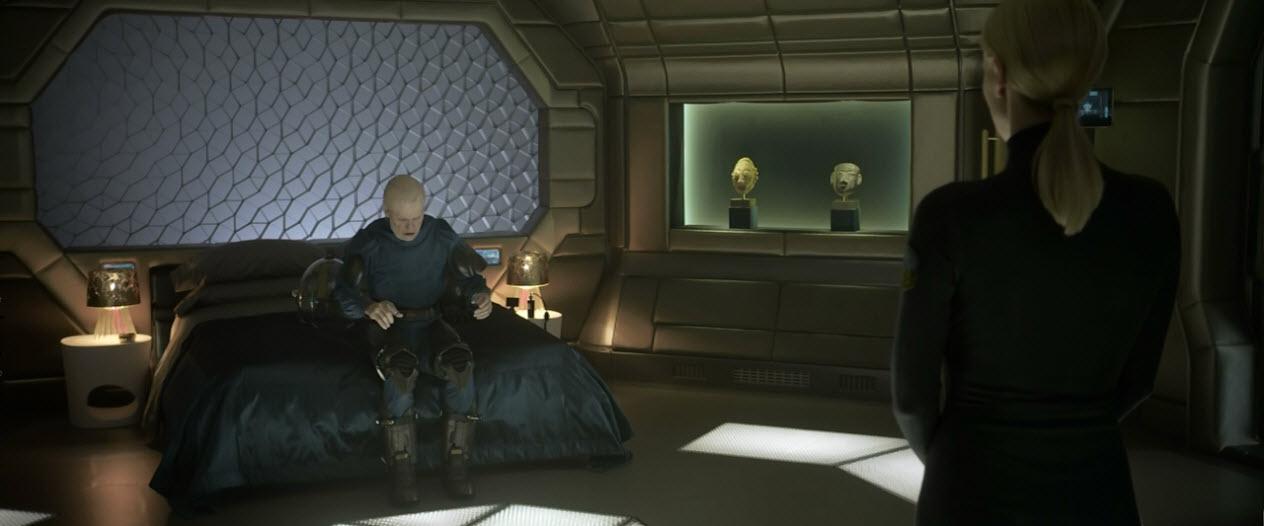 Weyland Vickers Prometheus