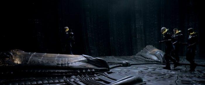 David Engineer Prometheus Prometheus Deleted Scenes