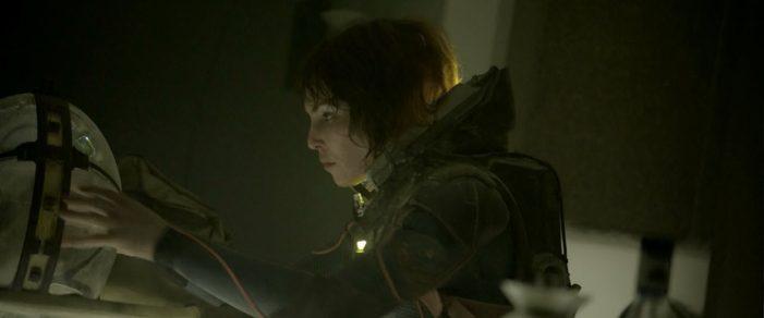 Shaw Engineer Prometheus Prometheus Deleted Scenes