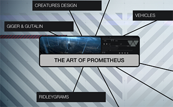 Early Look at the Prometheus Second Screen App