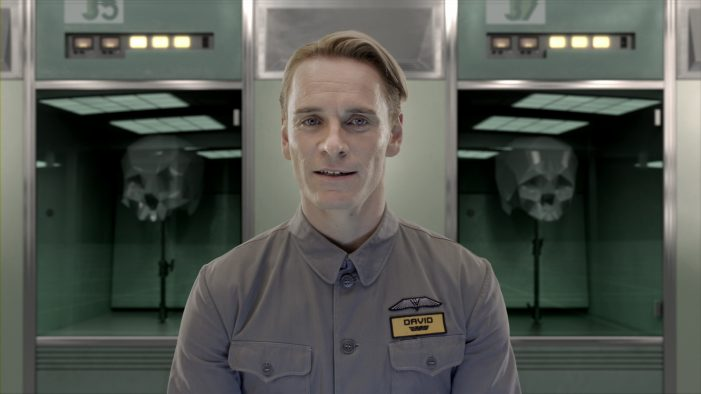 David Prometheus Prometheus Blu-Ray Collector's Edition Review