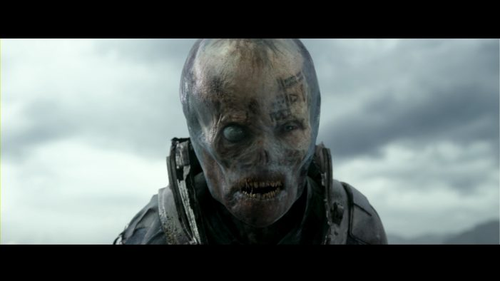 Alien Fifield Prometheus Prometheus Blu-Ray Collector's Edition Review