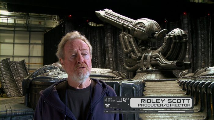 Ridley Scott Prometheus Prometheus Blu-Ray Collector's Edition Review
