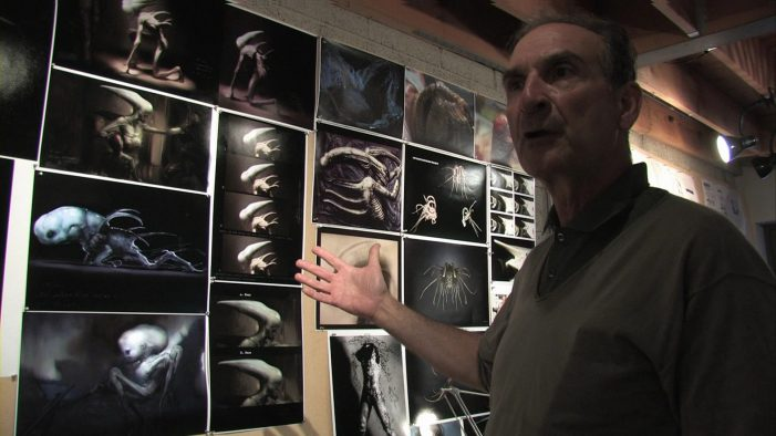 Furious Gods Prometheus Documentary Prometheus Blu-Ray Collector's Edition Review
