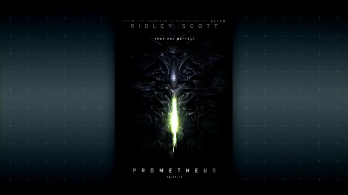 Prometheus Concept Poster Prometheus Blu-Ray Collector's Edition Review