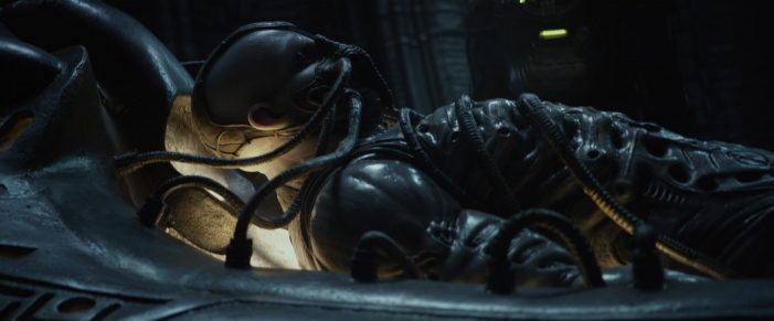 Prometheus Engineer Prometheus Blu-Ray Collector's Edition Review