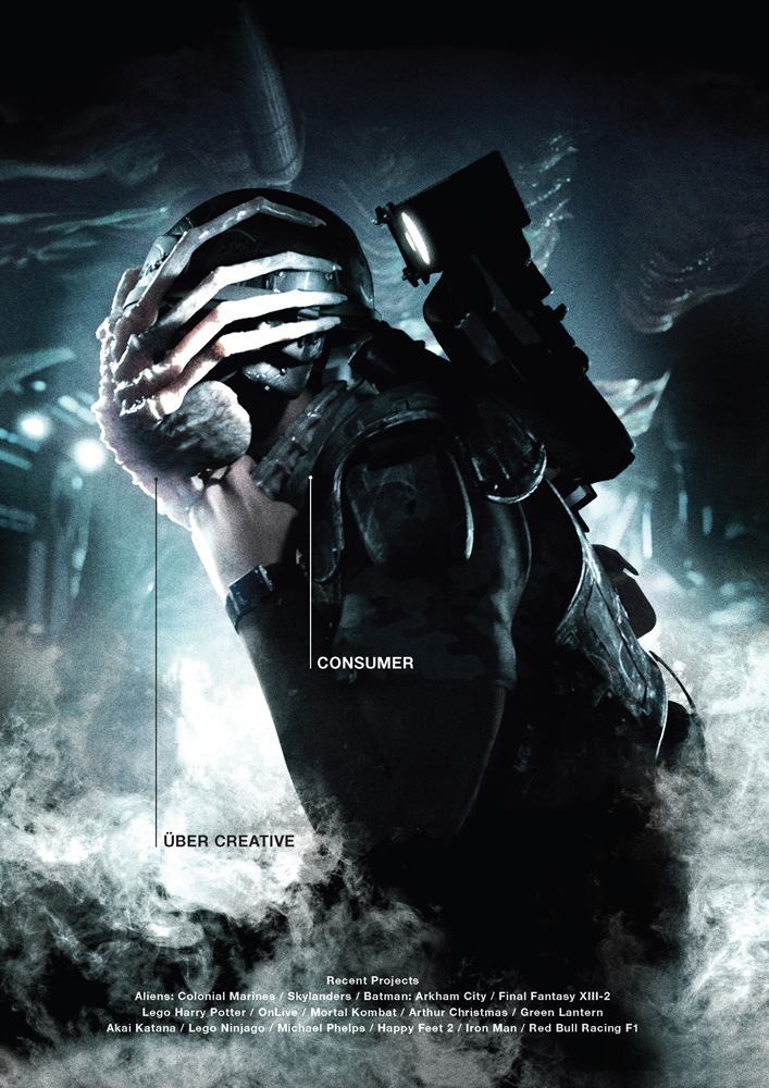 New Aliens: Colonial Marines Promotional Material