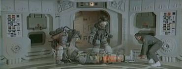 Kane - Alien Deleted Scenes Alien Deleted Scenes