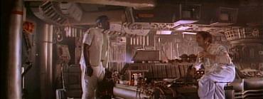 Parker - Alien Deleted Scenes Alien Deleted Scenes