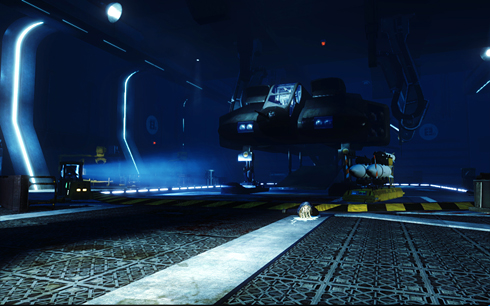 New Aliens: Colonial Marines Visual Mods & Add-ons