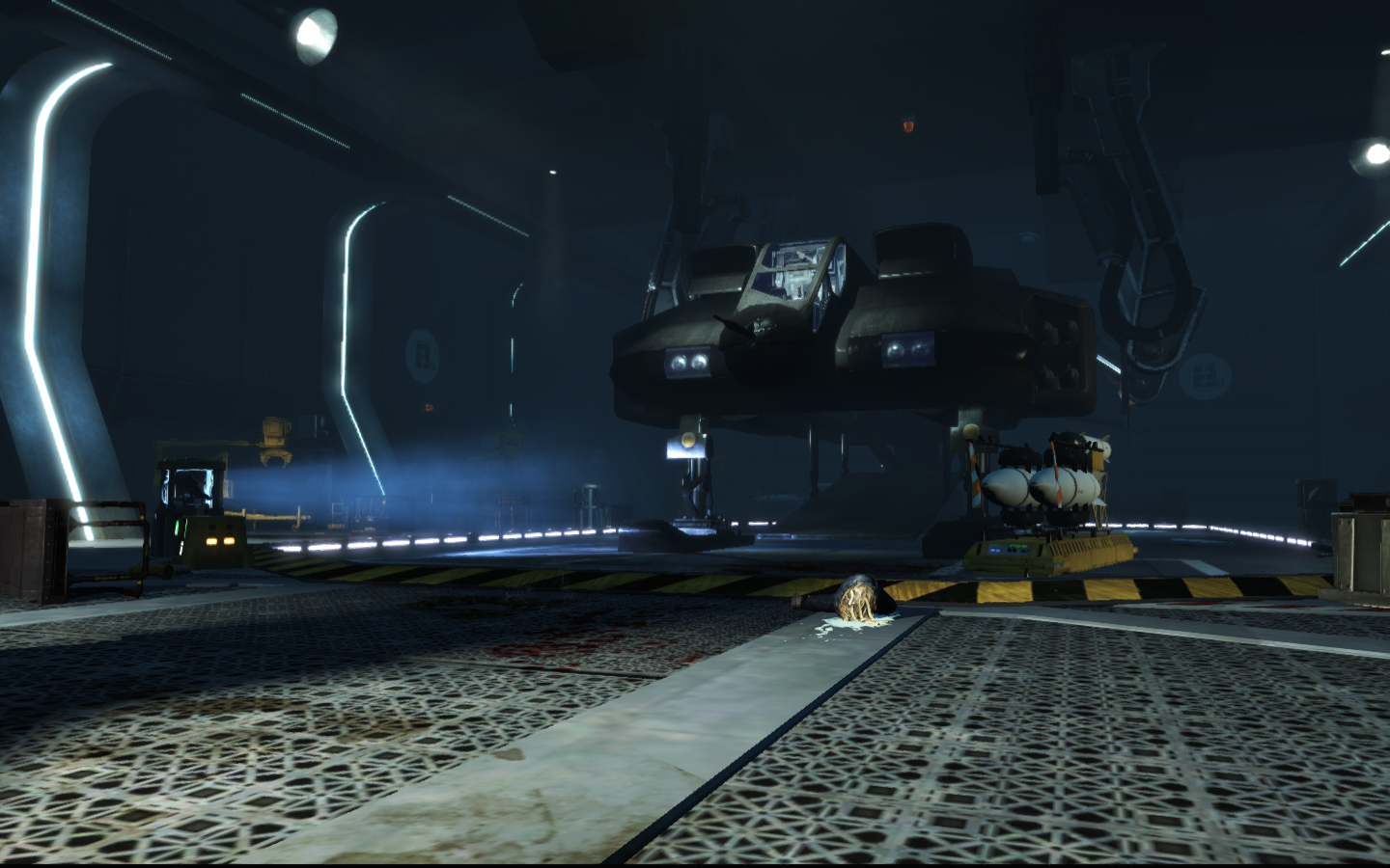 Aliens: Colonial Marines - Graphics Mods & Add-ons