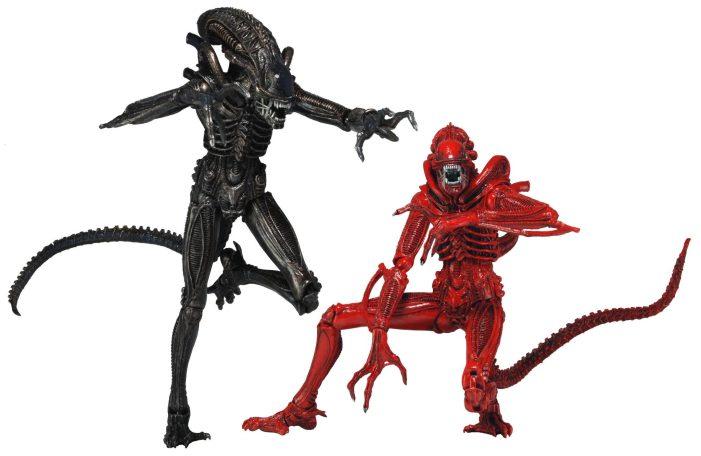 """NECA Reveals New 7"""" Alien Action Figure 2-Pack"""