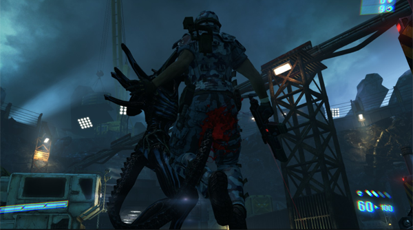 Marine Aliens Colonial Marines Review