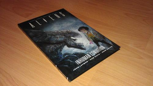 inhumancondition01 Aliens Inhuman Condition Review
