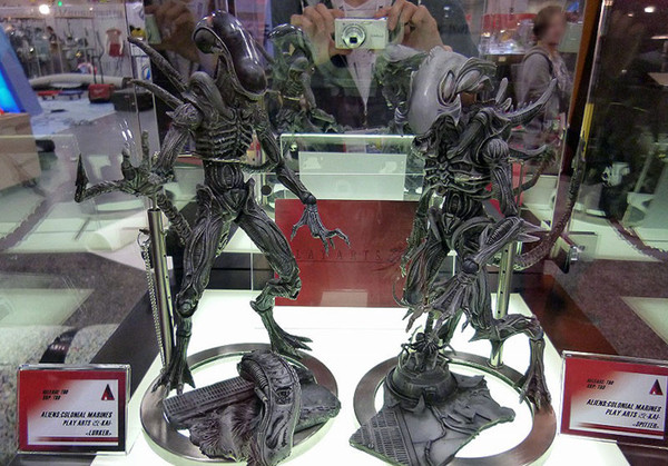SDCC'13 A:CM A:CM Action Figures Revealed at SDCC 2013