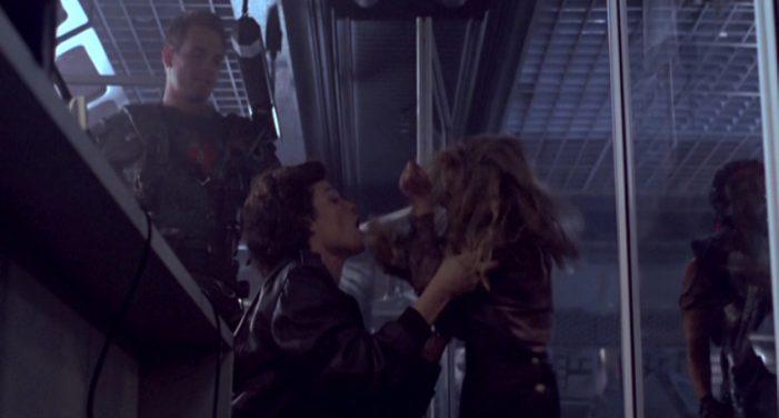 Newt Aliens Deleted Scenes