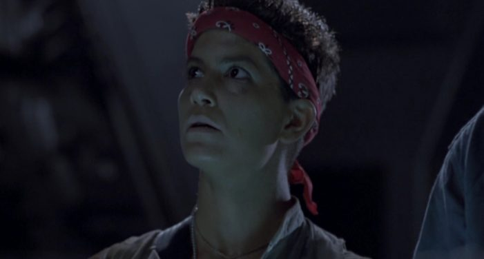 Vasquez Aliens Deleted Scenes