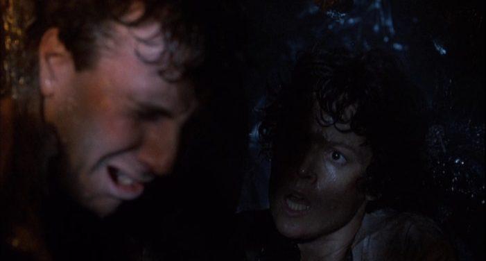 Burke Cocooned Aliens Deleted Scenes