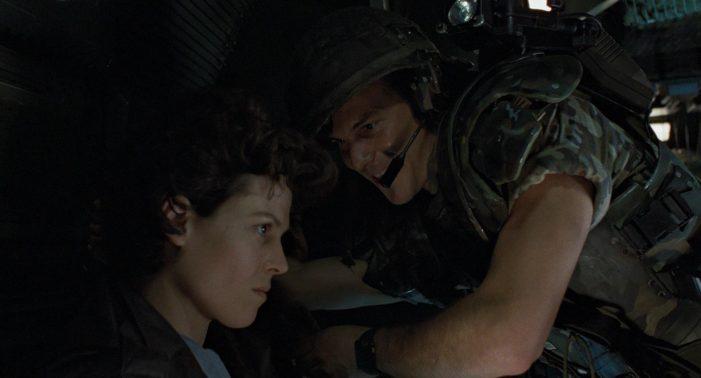 Hudson Ripley Aliens Deleted Scenes