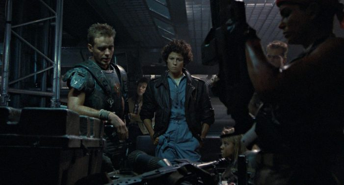Ripley Hicks Aliens Deleted Scenes