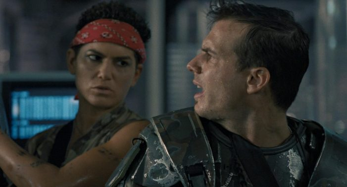 Hudson Vasquez Aliens Deleted Scenes