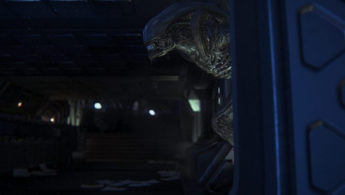 Develop's An Audience with Alien: Isolation Report
