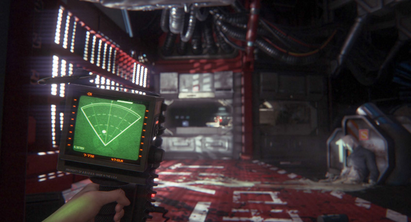 aidevelop02 Develop's An Audience with Alien: Isolation Report