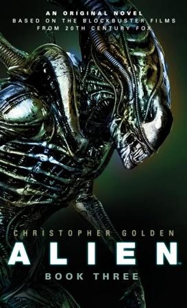 Coverart for Christopher Golden's Alien - River of Pain Alien - River of Pain Details
