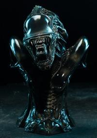 alien-warrior Alien Warrior Legendary Scale Bust