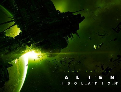 alienisolationartbook The Art of Alien: Isolation Available for Pre-order