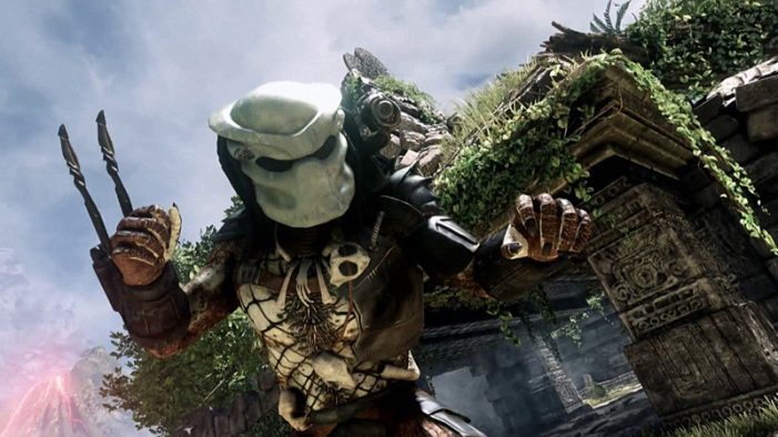 Predator DLC Teased for COD: Ghosts [Updated]