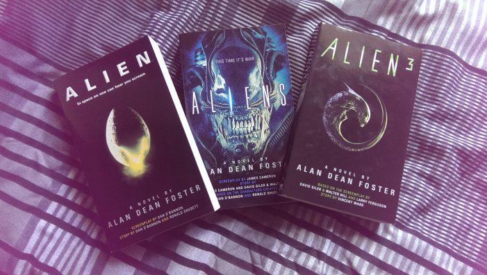 Alien 3 Novelization Review