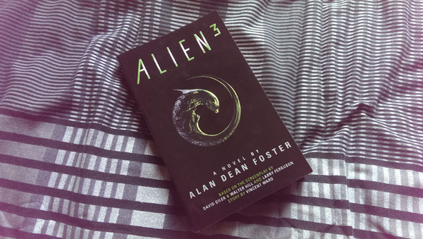 alien3-novel-01 Alien 3 Novelization Review