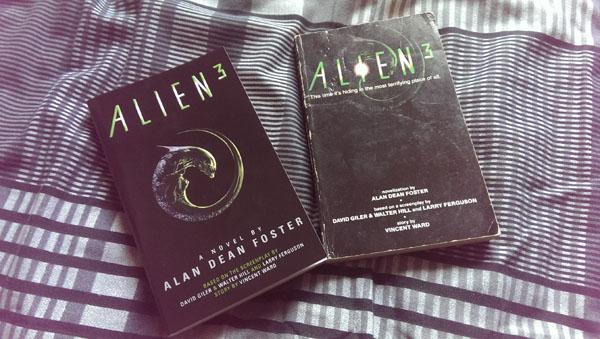 alien3-novel-02 Alien 3 Novelization Review