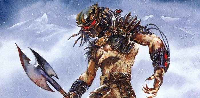 Predator in Snow Where should Shane Black's Predator Sequel take place?
