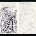 H.R. Giger's Alien Diaries