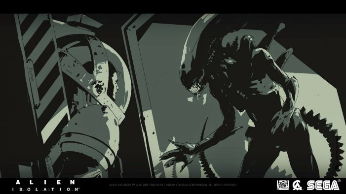 The Creative Assembly on Alien: Isolation