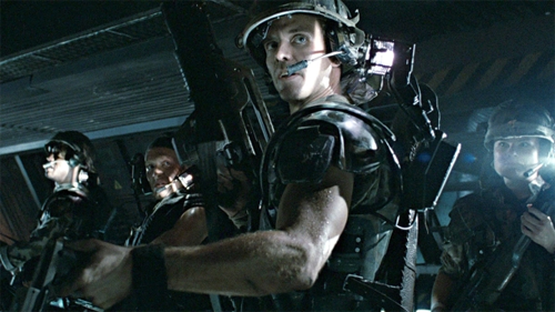 I wasn't able to look past the inclusion of the Colonial Marines. Alien - River of Pain Review