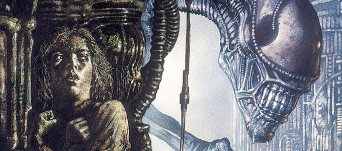 The cover of Aliens - Newt's Tale, a Dark Horse comic adapted in River of Pain. AvPGalaxy Interviews Christopher Golden