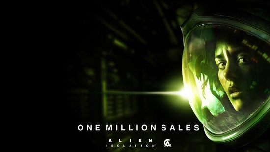 210115_01 Alien Isolations Sells Over 1 Million Copies