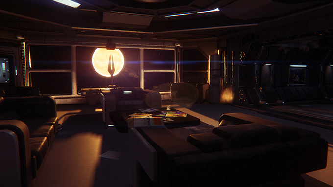AII_10 Interview with Alien: Isolation Writers Will Porter and Dion Lay