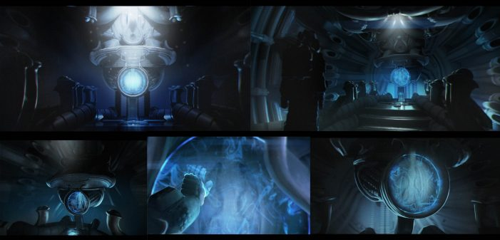 Interview with Alien: Isolation Writers Will Porter and Dion Lay