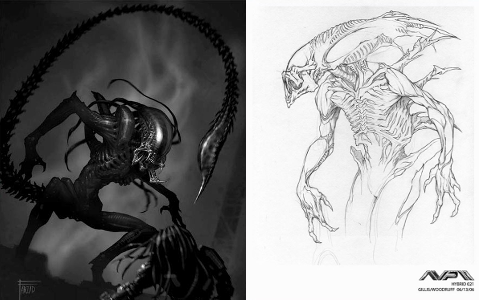 """avp-article-farzad """"You Are One Ugly Motherfu..."""" - My Wishlist for the Next Alien vs. Predator Film"""