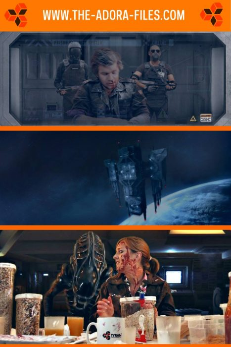 11064304_1550528825236465_199230793_o Alien: The Adora Files Fan Film